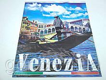 """Пакет з прорізною ручкою (45*53+)""""VENEZIA"""" Леомі (50 шт)"""