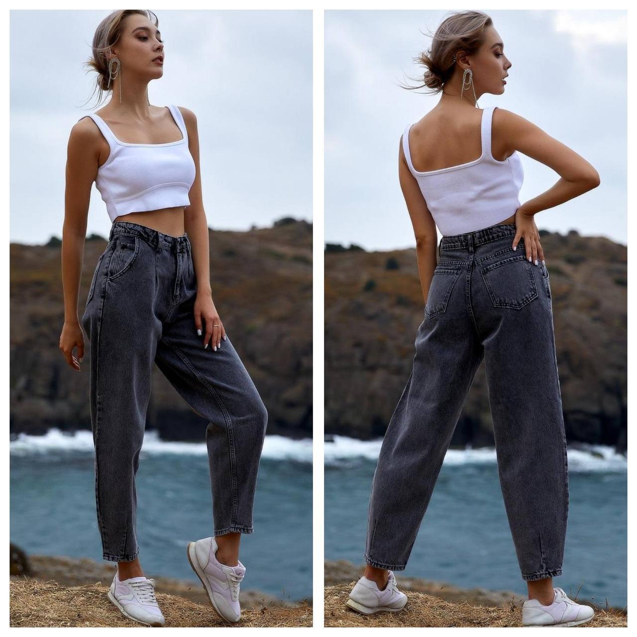 Женские джинсы Баллоны