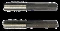 Метчик ручной метрический со шлифованым профилем, сталь 9ХС