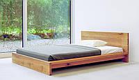 Двуспальная кровать Skandi Wood SWB018 Лутон 160 x 200 см Ясень (SWB01816116AshAshAa1)