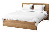 Двуспальная кровать Skandi Wood SWB020 Сандерленд 160 x 200 см Ясень (SWB02016116AshAshAa1)
