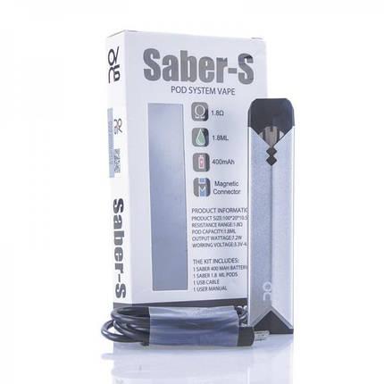 OVNS Saber S Pod Kit 400 маг - Електронна сигарета. Оригінал, фото 2
