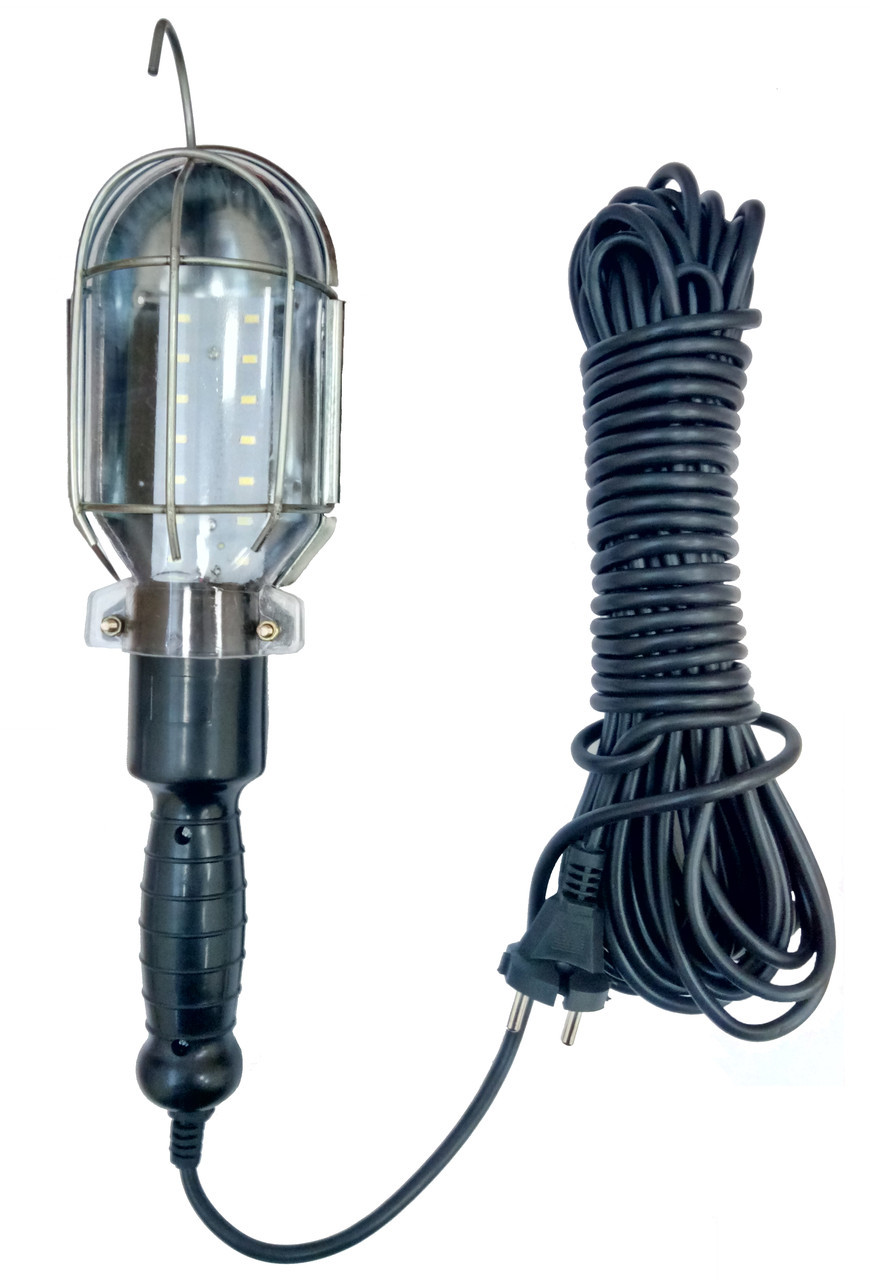 Лампа-переноска светодиодная 20м СТАНДАРТ PGS-20M