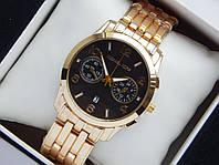 Мужские (Женские) кварцевые наручные часы Michael Kors на металлическом ремешке, фото 1
