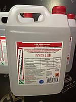 Рідина для дезінфекції АХД-2000 експрес 5л антисептик оригінал! Безнал! Свіже виробництво!