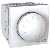 Механизм диммера (светорегулятора), 40-400Вт, Unica белый, MGU3.511.18
