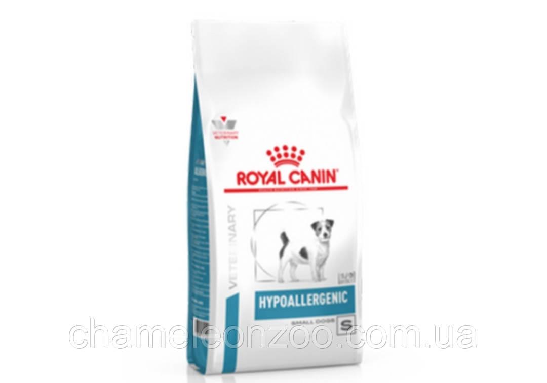 Royal Canin HYPOALLERGENIC Small Dog 1 кг - гіпоалергенний корм для собак дрібних порід