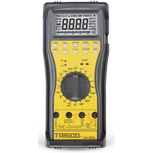 Мультиметр тестер цифровой TRISCO DA-830