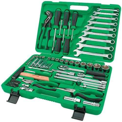Набор ручного инструмента комбинированный 80ед. TOPTUL GCAI8002