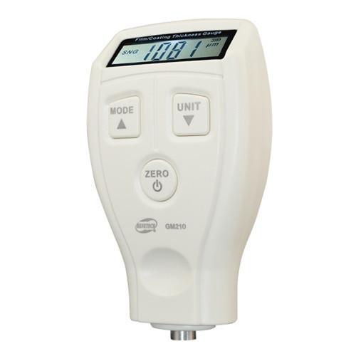 Толщиномер ЛКП Fe, 0-1800мкм BENETECH GM210