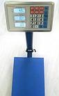 Весы ACS 150kg Fold Domotec 6V с железной головой, фото 4