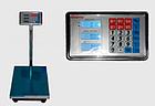 Весы ACS 150kg Fold Domotec 6V с железной головой, фото 5