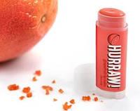 100 % натуральный бальзам для губ Hurraw Grapefruit Грейпфрут