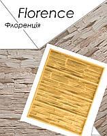 Форма Флоренция для настенной плитки под декоративный кирпич из гипса полиуретановая