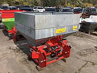 Розкидач мінеральних добрив JAR-MET 1000 кг, фото 1