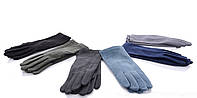 Женские перчатки оптом C1 mix  Перчатки сенсорные, женские перчатки текстиль купить оптом