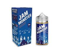 Жидкость Jam Monster 3 мг 100 мл Голубика