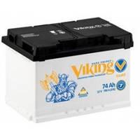 Аккумулятор 6СТ-75Аз Viking Gold (М7)