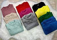 Вязаный  осенний свитер  новинка 2020, фото 1