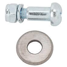 Колесо ріжуче для плиткоріза 16*3мм Sigma (8223051)