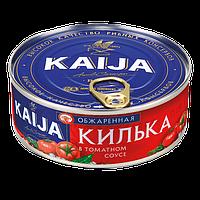 Килька KAIJA обжареная в томатном соусе 240 гр