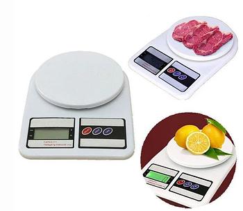 Електронні кухонні ваги ACS MS 400 до 10kg Domotec до 10 кг