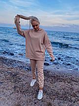 Спортивний костюм жіночий оверсайз, фото 2