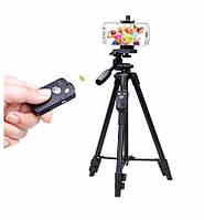 Професійний штатив для телефону і камер Yunteng VCT 5208 Xthysq