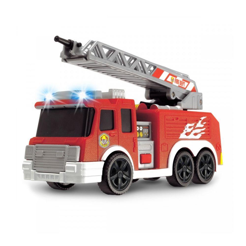 """Функциональное авто """"Пожарная служба"""" со звук., Свет. и водным эффектами, 15 см 330 2002"""