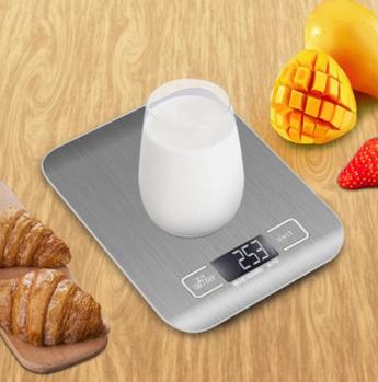 Сенсорні кухонні електронні ваги до 10 кг Domotec MS-33