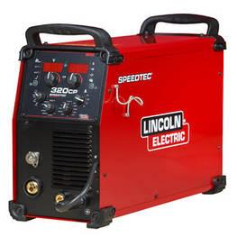 Speedtec 320CP сварочный инвертор LINCOLN ELECTRIC