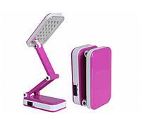 Светодиодная настольная лампа LED-666 TopWell Pink