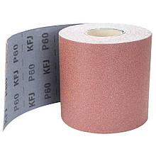 Шлифовальная шкурка тканевая рулон 200мм×30м P60 SIGMA (9112441)