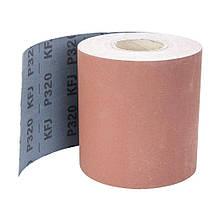 Шлифовальная шкурка тканевая рулон 200мм×50м P320 SIGMA (9112731)