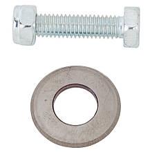 Колесо ріжуче для плиткоріза 22*1.7*10.5 мм Sigma (8223061)