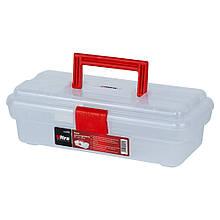Ящик для инструмента прозрачный 310×150×110мм ULTRA (7402092)