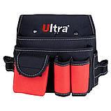 Пояс слесарный 15 карманов ULTRA (7425332), фото 2