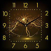 Часы настенные ЮТА Panorama NY-008