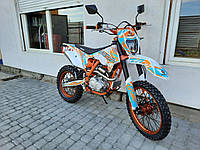 Мотоцикл GEON TERRAX 250 CB (21/18) PRO