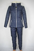 Женский  зимний костюм  Nike утепленный синтепон