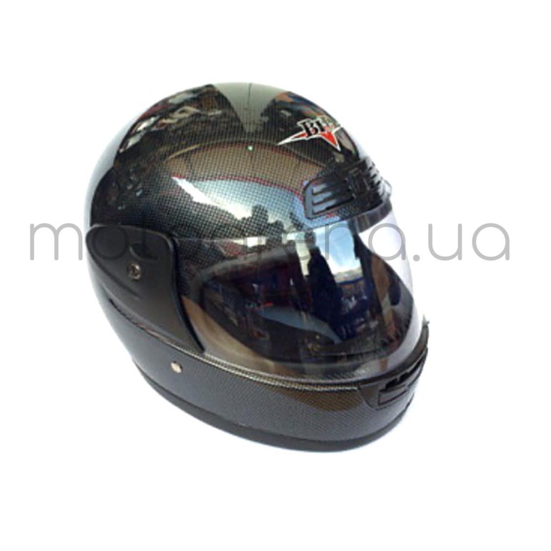 Шлем BLD-829 (чёрный карбон)