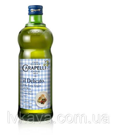 Оливкова олія Сarapelli il Delicato extra vergine , 1 л, фото 2