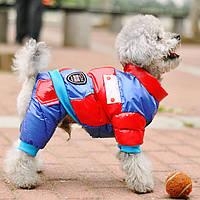 "Пуховик для собак ""Sport Style"". Одежда для собак."