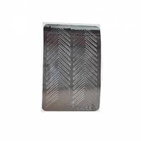 Металлизированные наклейки CANNI M-002 серебро