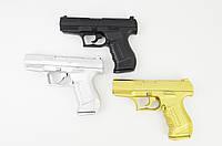 Пистолет на пульках, в п/э, 17-12-3см /192/ (P998)