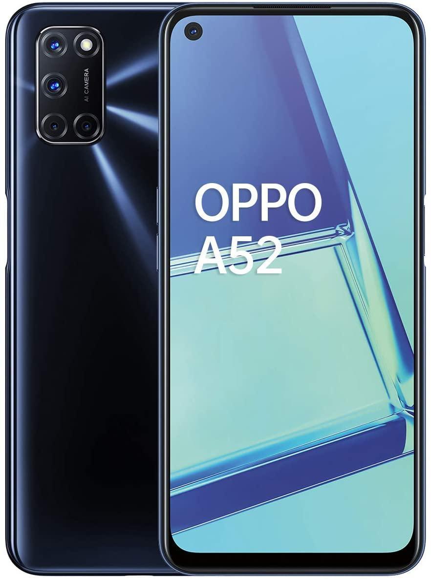 "Смартфон OPPO A52 4/64Gb 6.5"" 5000mAh Twilight Black (CPH2069)"