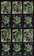 Конструктор Special Troops /40/240/ (FF999)