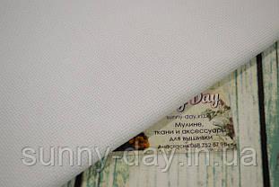 Канва Аіда 16 каунт, колір - білий