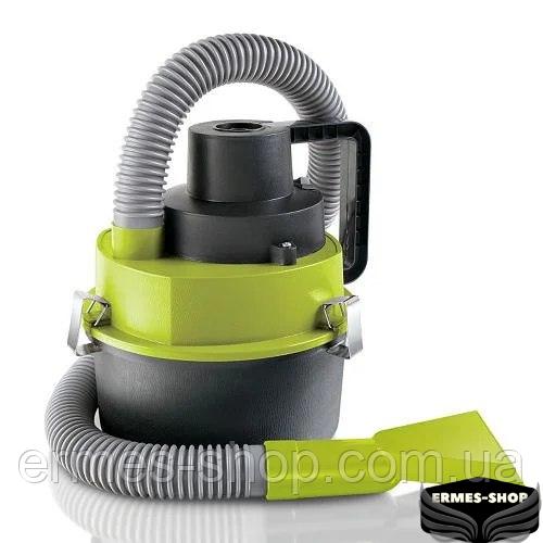 Вакуумний автомобільний пилосос для сухого та вологого прибирання The Black Multifunction Wet and Dry Vacuum