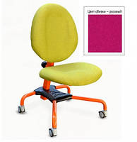 Детское кресло Pondi Эрго, розовая обивка